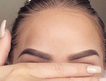 Перманентный макияж бровей: микроблейдинг или пудровое напыление?