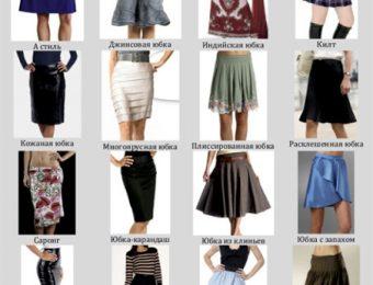 Типы юбок: узнайте, какой стиль подходит вам лучше всего